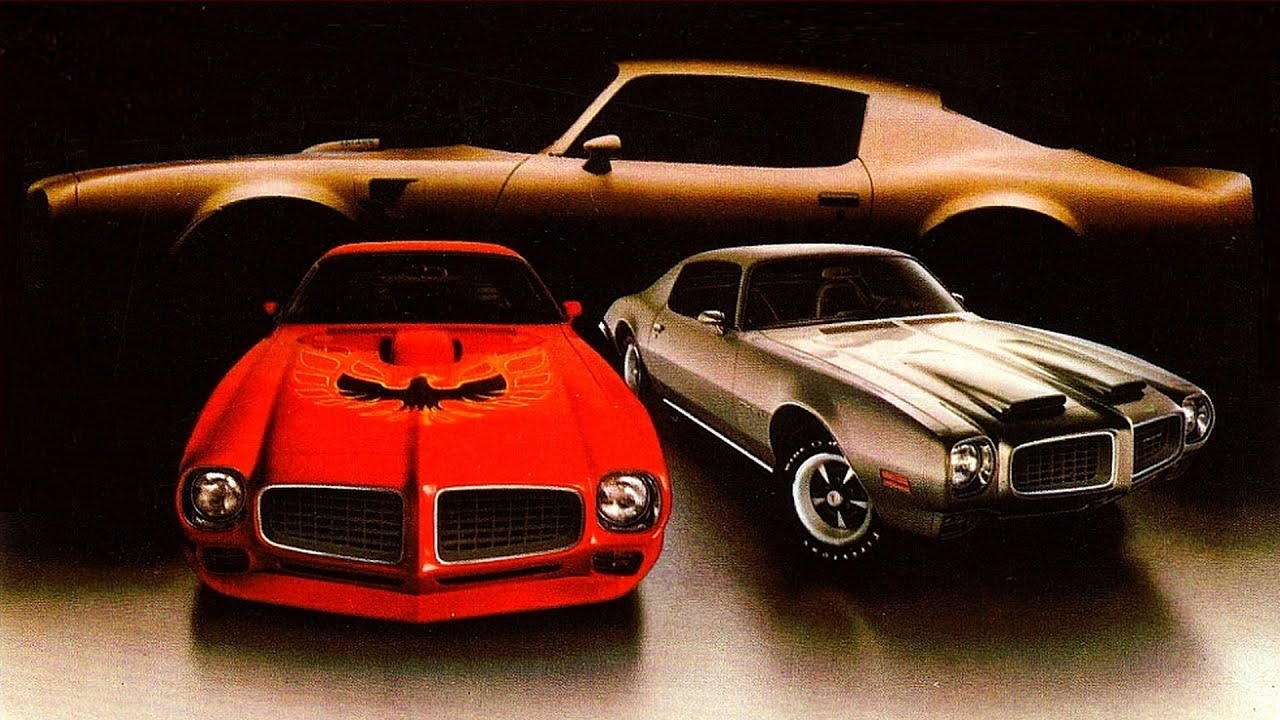 1973 Pontiac Firebird Formula 350 Youtube