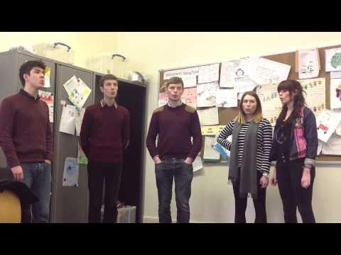 Rehearsal for Whistling choir