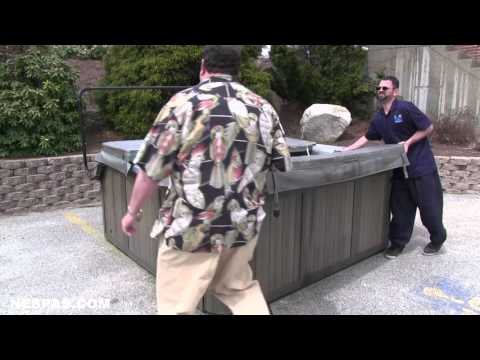 Hot Tub Covers - How to Clean and Replace Hot Tub Covers.