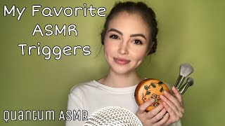 ASMR | MY FAVORITE TRIGGERS ❤️❤️ | Quantum ASMR