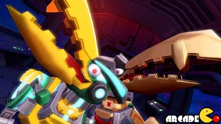 Angry Birds Transformers: Brawl Max Level Upgraded Gameplay Walkthrough Part 44