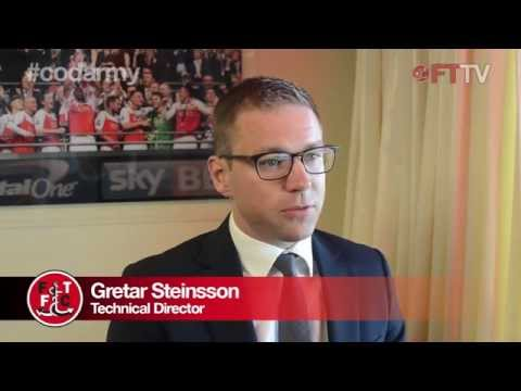 INTERVIEW: Gretar Steinsson explains the Technical Director role