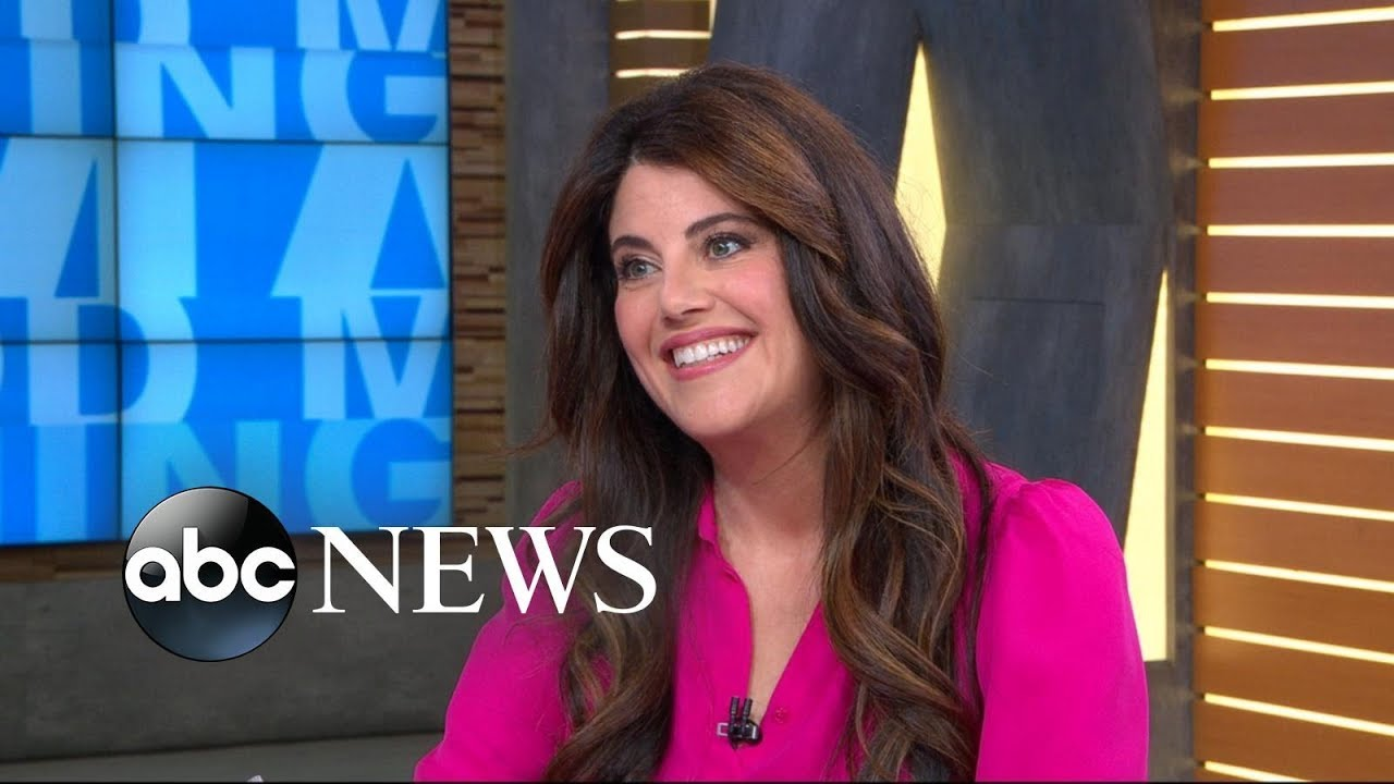 Monica Lewinsky Takes On Name Calling In New Campaign