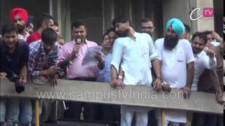 Panjab University | Official | Result | Student election 2015 | Stu C