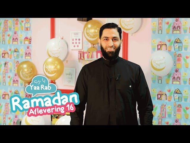 'Yaa Rab' Ramadanspecial 3:  'Welke wens heb jij?'