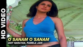 Presenting you the video song of o sanam sung by udit narayan, pamela jain title : singer music anand r...