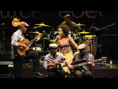 Lura - Terre De Blues 2012