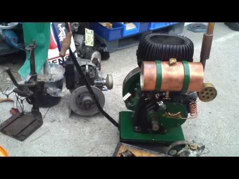 Industrie Motor Wolseley Veterama 2013 10 13