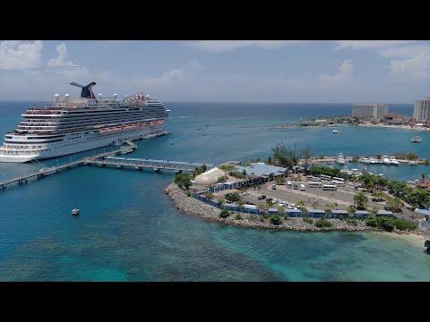 Ocho Rios Cruise Terminal, Jamaica