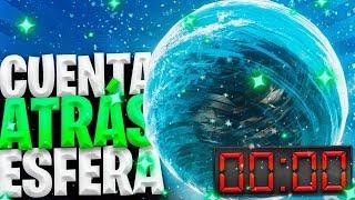 🔴*NUEVO EVENTO* ESPERANDO LA EXPLOSIÓN DE LA *ESFERA DE HIELO* DE FORTNITE!!