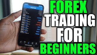 How To FOREX TRADE For FREE 2021 (For Beginners)   Make Money From Your Phone EASY