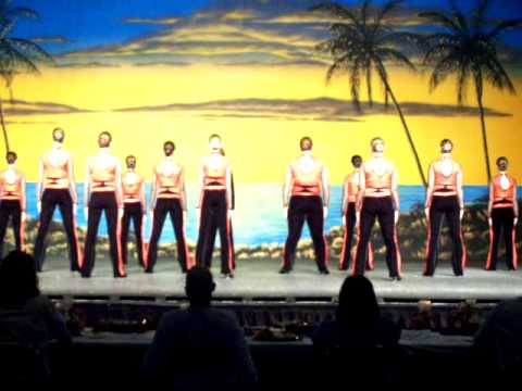 NXS Clogging Competition Dance Team
