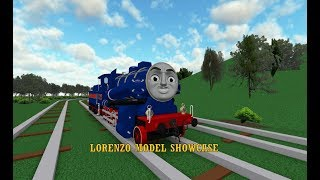 Roblox Thomas Model Showcase : Lorenzo