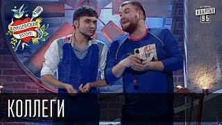 Бойцовский клуб 6 сезон выпуск 10й от 7-го августа 2013г - Коллеги г. Львов