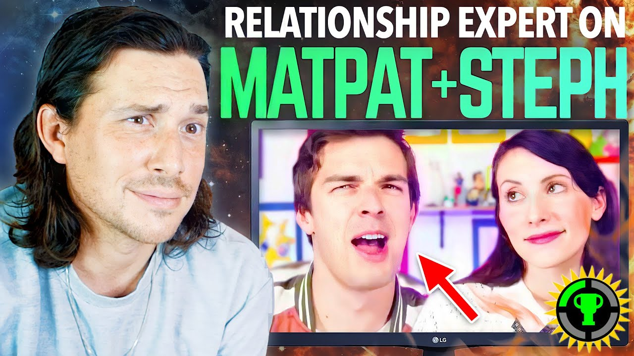 Relationship Coach Reacts to MATPAT | The Game Theorists