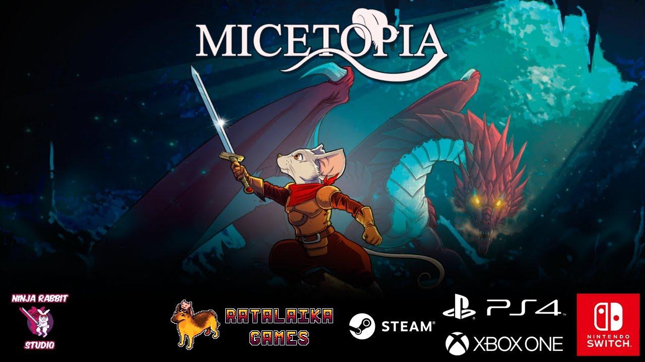 Micetopia - Launch Trailer