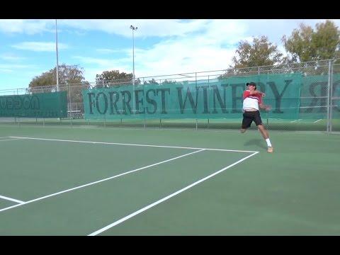 Ben Petley - College Tennis Recruiting 2017
