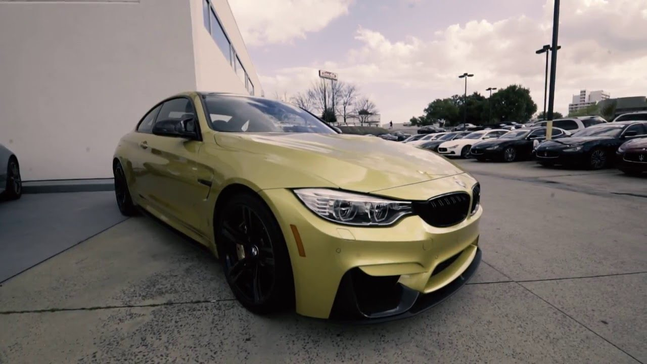 Is A Bmw A Foreign Car >> In Depth 2015 Bmw M4 Maserati Charlotte Foreign Cars Italia