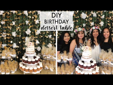 diy-birthday-dessert-table-|-diy-backdrop-and-favors!