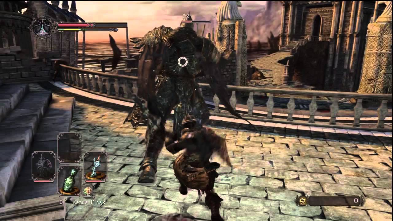 dark souls 2 how to get old knight set
