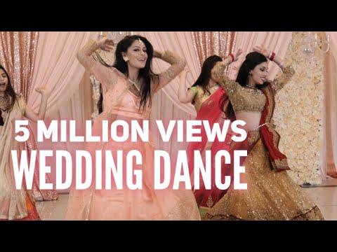 indian-wedding-dance- -bridesmaids-choreography