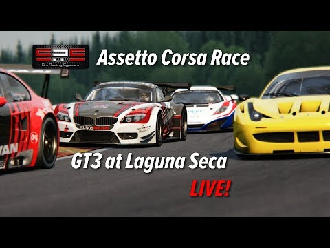 assetto corsa sim racing system race gt3 at laguna seca. Black Bedroom Furniture Sets. Home Design Ideas