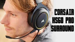 [Cowcot TV] Présentation casque Gaming Corsair HS60 Pro Surround