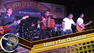 Jaime y Los Chamacos at The Tejano Conjunto Festival 2016
