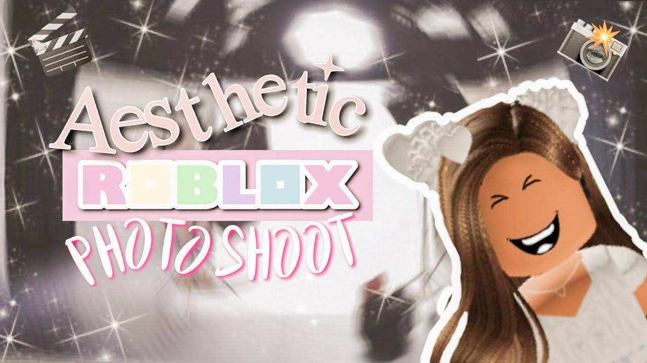 AESTHETIC ROBLOX PHOTOSHOOT!!! (2020)    eclxir - YouTube