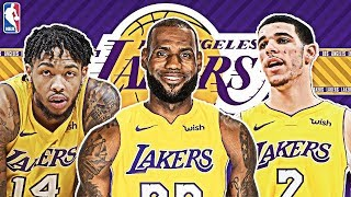 Seriously. Lets Rebuild The Los Angeles Lakers. They Need Help.
