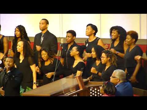 Chattanooga Mass Choir (SDA) - Medley 2 - Camp Meeting 2018