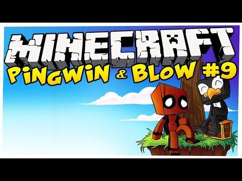 OGNISTY NIETOPERZ ATAKUJE! - Pingwin & Blow SKYDEN! #9