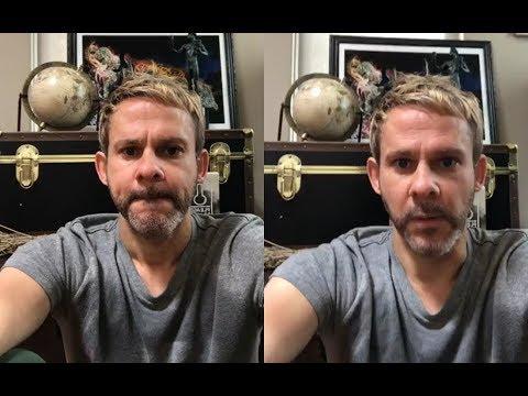 Dominic Monaghan  Instagram Live Stream  30 April, 2018