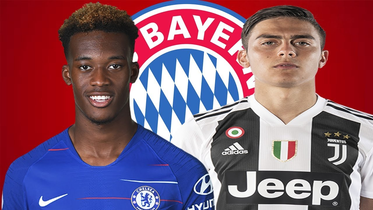 Bayern München Transfers