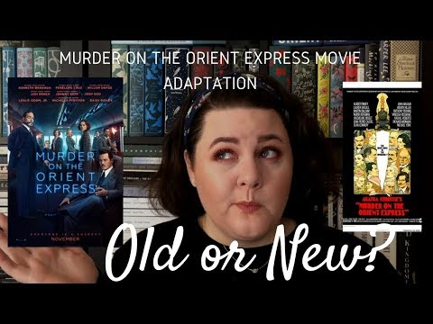 """""""Murder on the Orient Express"""" Movie Adaptation 