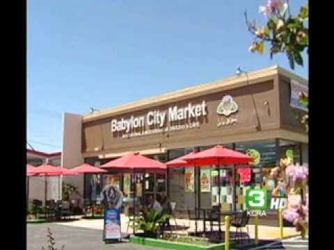 KCRA Babylon City Market in Sacramento - Iraqi Food