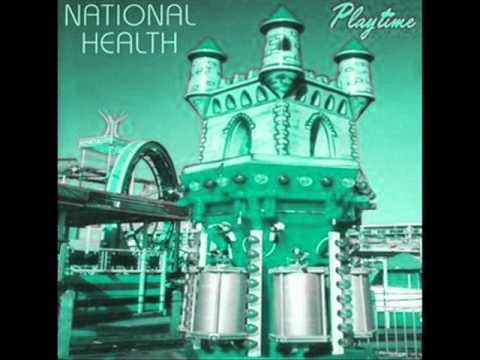 "National Health - ""The Collapso"" - Live 1977"