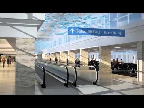 MEM Airport Concourse Modernization Virtual Tour