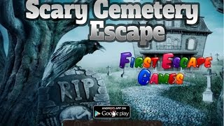 Scary Cemetery Escape Walkthrough Feg.