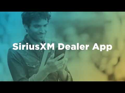 SiriusXM's FREE Pre-Owned Program and Dealer App - Long Version