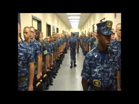Sea Cadet Recruit Training 2013 - RTFL5 Belle Glade FL - USNSCC