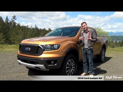 Review: 2019 Ford Ranger XLT - Worth Buying Instead of F-150?