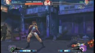 Super Street Fighter 4 - Gameplay Video 12