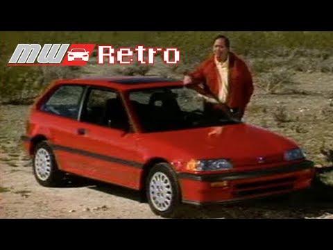 1989 Honda Civic Si | Retro Review