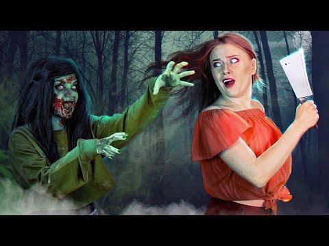 ZOMBIE HALLOWEEN-STREICHE    5 DIY Zombie-Schulsachen! Lustiges Vom Schulalltag Auf 123 GO! SCHOOL