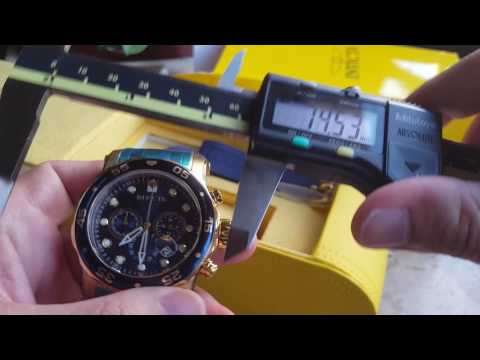 Relógio invicta pro diver referência ( 23651 ) 0073 21923troca pulseirasaltarelojoaria