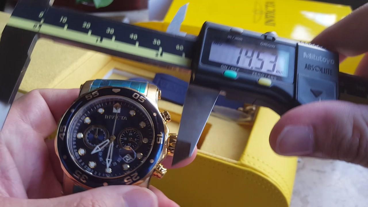 052cc857541 Relógio invicta pro diver referência ( 23651 ) 0073 21923 troca pulseiras  altarelojoaria