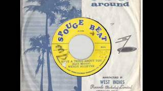 Wendy Alleyne - Have A Thing About You - Spouge Beat 1974