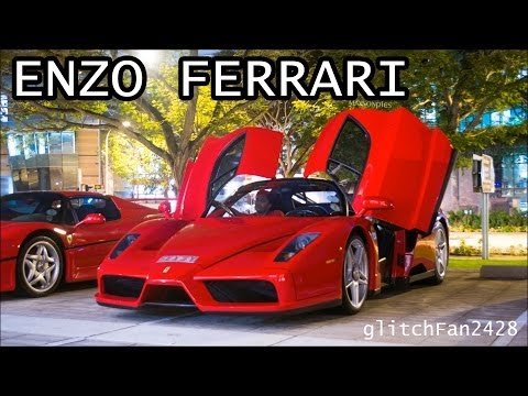 Enzo Ferrari Loud Start Up - Singapore