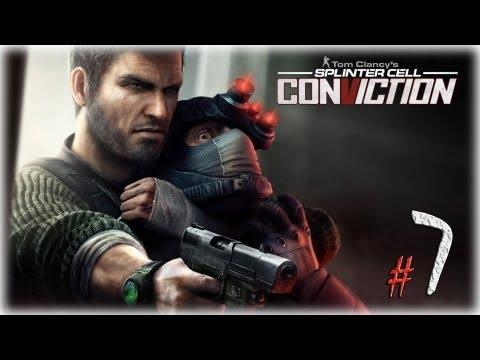 Смотреть прохождение игры Splinter Cell: Conviction. Серия 7 - Спасти ученого.